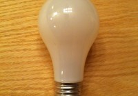 40 watt and 60 watt bulbs are no longer made – now what?