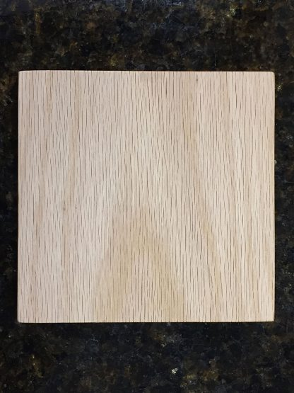 "ActionCraftworks.com Oak Square 3/4"" top"