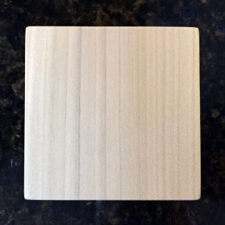 "ActionCraftworks.com 1/2"" thick Poplar squares front"
