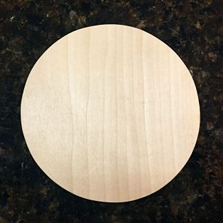 "ActionCraftworks.com 1/4"" thick Poplar circles top"