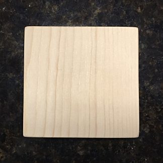 "ActionCraftworks.com Pine Square 3/4"" top"