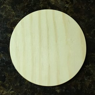 "ActionCraftworks.com 3/8"" thick Pine circles top"