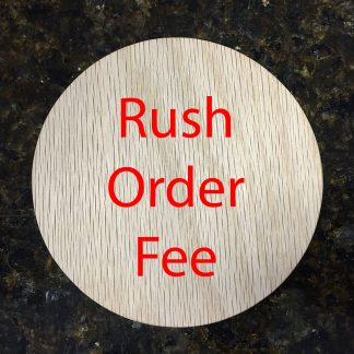 ActionCraftworks.com rush order fee