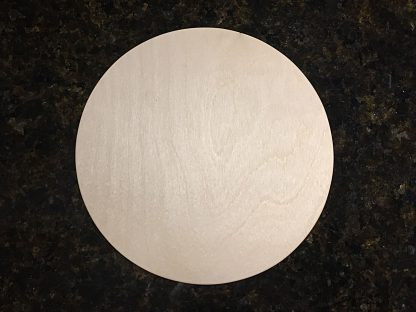 "ActionCraftworks.com Baltic Birch Plywood Circle 3/8"" top"
